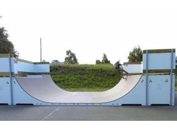 Skatepark du plan d'eau de Lamballe