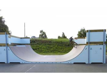 Skatepark du plan d'eau