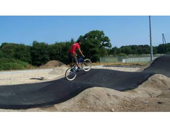 Pumptrack de Brech