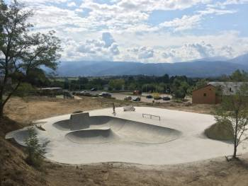 Skatepark d'Enveigt