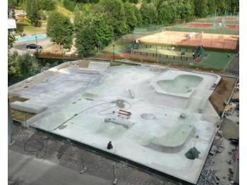 Skatepark de Morzine