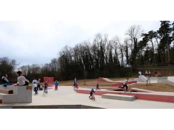Skatepark de Gex