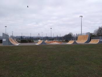Skatepark de Draveil