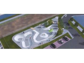 Skatepark de Mons