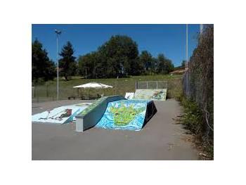 Skatepark d'Aspet