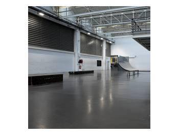 Skatepark du Btwin village de Lille