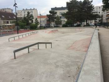 Skatepark de Saint-Denis