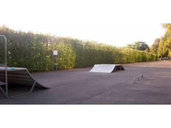 Skatepark de Sivry-Courtry