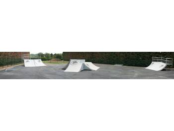 Skatepark (aidez à le placer !)