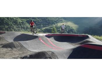 Pumptrack des Menuires