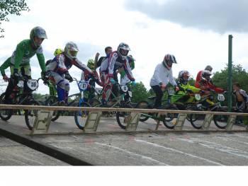 Piste de BMX race de Saint-Martin-le-Beau