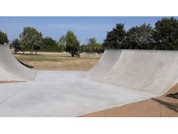 Skatepark de Saint-Pierre-de-corps