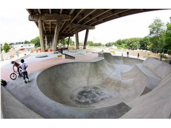 Skatepark d'Arceuil