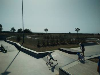 Skatepark de La Tranche-sur-Mer