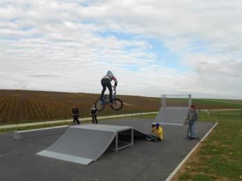 Skatepark de Nogent-l'Abesse