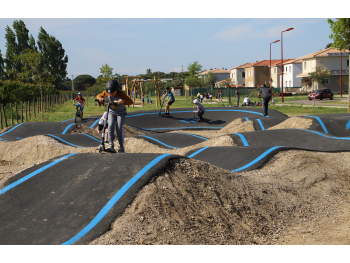 Pumptrack de Théza