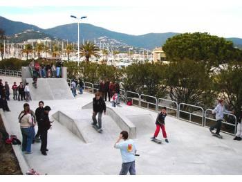 Skatepark de Cavalaire-sur-Mer