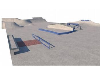 Skatepark de Dreux
