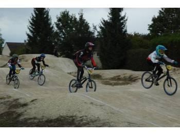 Piste de BMX Race de Contrisson