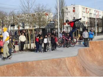 Skatepark de Rezé