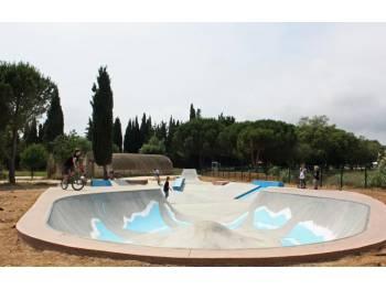 Skatepark de La Londe les Maures