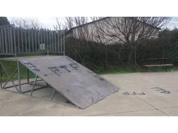 Skatepark de Saint-Genies-de-Comolas