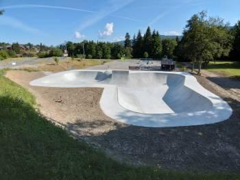Skatepark de Carroz-d'Arâches