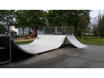 Skatepark d'Etaules