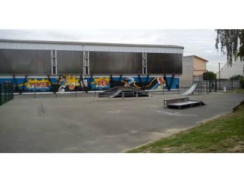 Skatepark de Conflans-Sainte-Honorine