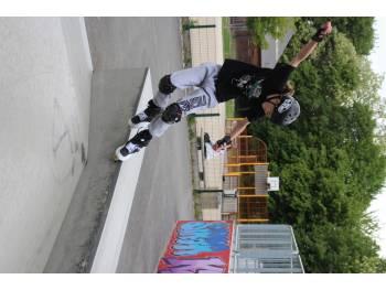 Skatepark de Lagny-sur-Marne (photo : Gerard Javault)