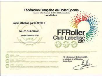 Roller Club Cellois