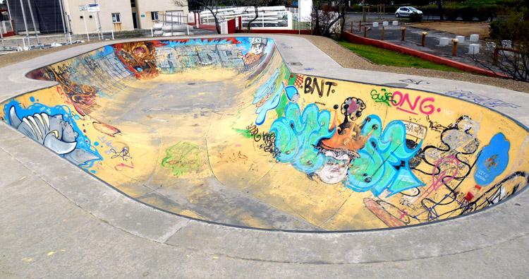 Le bowl de Bastia