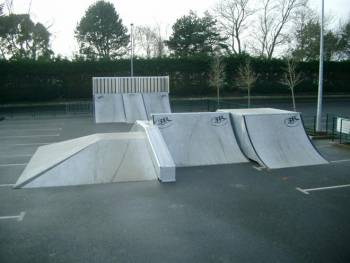 Skatepark de Ploufragan