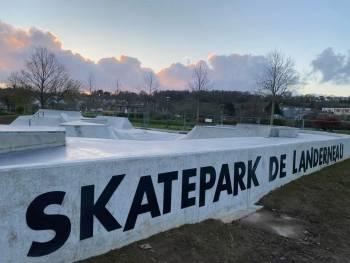 Skatepark de Landerneau Saint-Ernel
