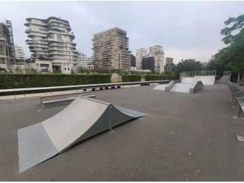 Skatepark des Batignolles