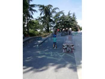 Skatepark de Toulouse-Ponts-Jumeaux