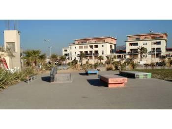 Skatepark (prado)