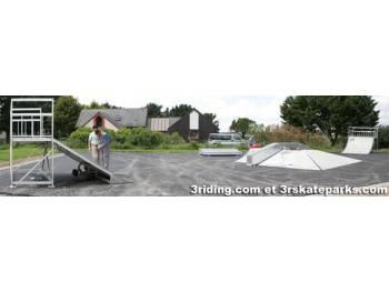 Skatepark de Billiers