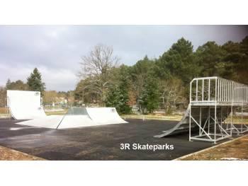 Skatepark de Brettes-les-Pins (72)