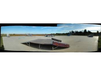 Skatepark de Villeneuve-lès-Maguelone