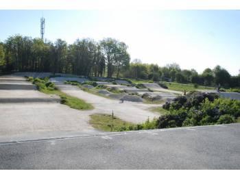 Piste de BMX race de Breuillet