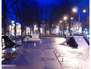 Skatepark d'Epernay