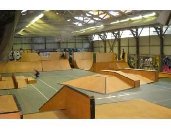 Skatepark de Plougastel-Daoulas