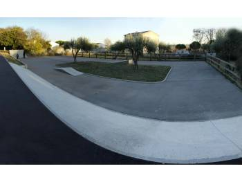 Skatepark de Saint-Brès