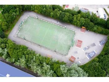 Skatepark d'Urville-Nacqueville (photo : mairie)