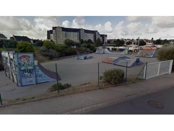 Skatepark d'Équeurdreville-Hainneville