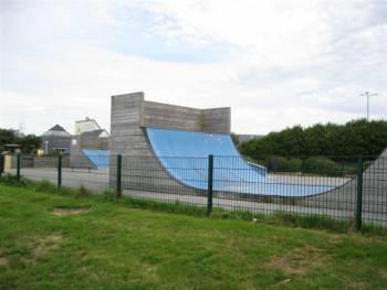 Skatepark de Beaumont-Hague