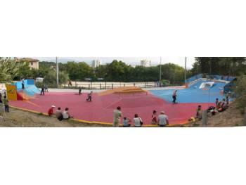 Skatepark de Fontainieu (14ème)