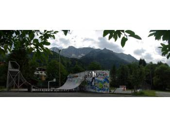 Skatepark des Contamines-Montjoie