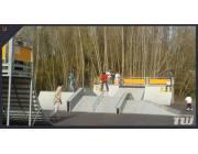 Skatepark d'Etampes